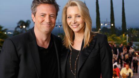 Matthew Perry et Lisa Kudrow nostalgiques de Friends