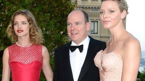 DIAPO Le prince Albert II et Charlène de Monaco très amoureux au Love Ball