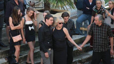 PHOTOS Les obsèques de Bernadette Lafont, un dernier hommage émouvant