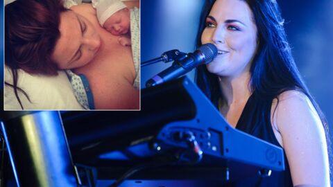 Amy Lee, la chanteuse d'Evanescence, a donné naissance à son premier enfant