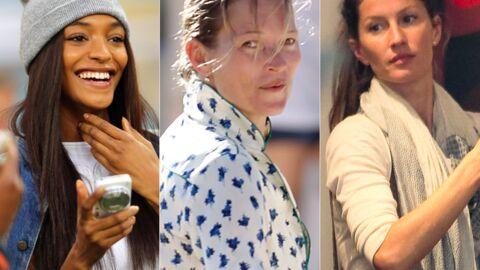 PHOTOS Les top models sans maquillage: les trouvez-vous toujours aussi sexy?