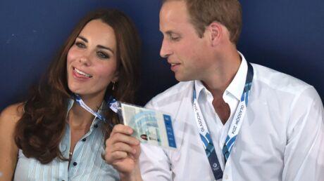 PHOTOS Complices, Kate et William s'amusent aux Jeux du Commonwealth