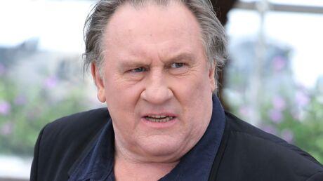 Gérard Depardieu interdit de territoire en Ukraine pour cinq ans