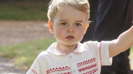 Le prince George s'est vu offrir une cabane estimée à près de 30 000 euros pour jouer au berger