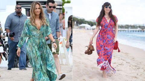 Recréez le look de plage de Jennifer Lopez avec Marieluvpink