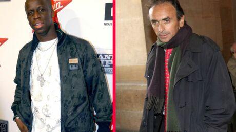 Traité de «con» par Youssoupha, Eric Zemmour perd son procès