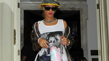 Rihanna veut se protéger d'un fan psychologiquement instable