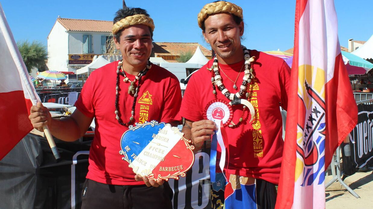 Teheiura (Koh-Lanta) brille encore au championnat de France de barbecue