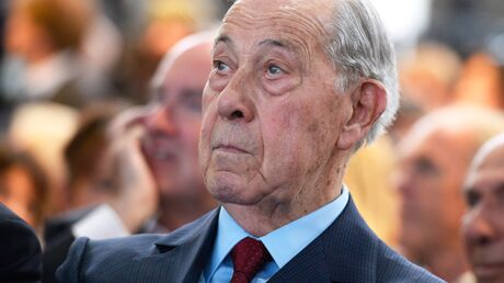 Mort de Charles Pasqua à l'âge de 88 ans
