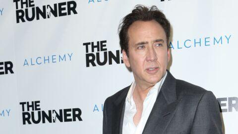 Nicolas Cage: quelques jours après l'annonce de son divorce, il s'affiche avec une autre femme