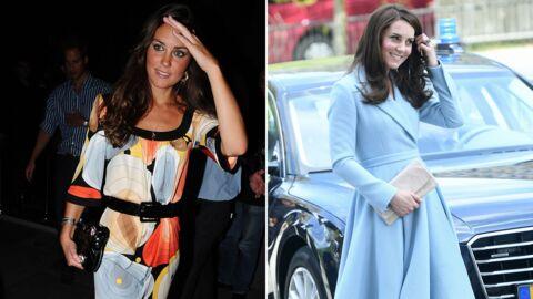 PHOTOS Kate Middleton: avant d'entrer dans la famille royale, elle avait un look très différent