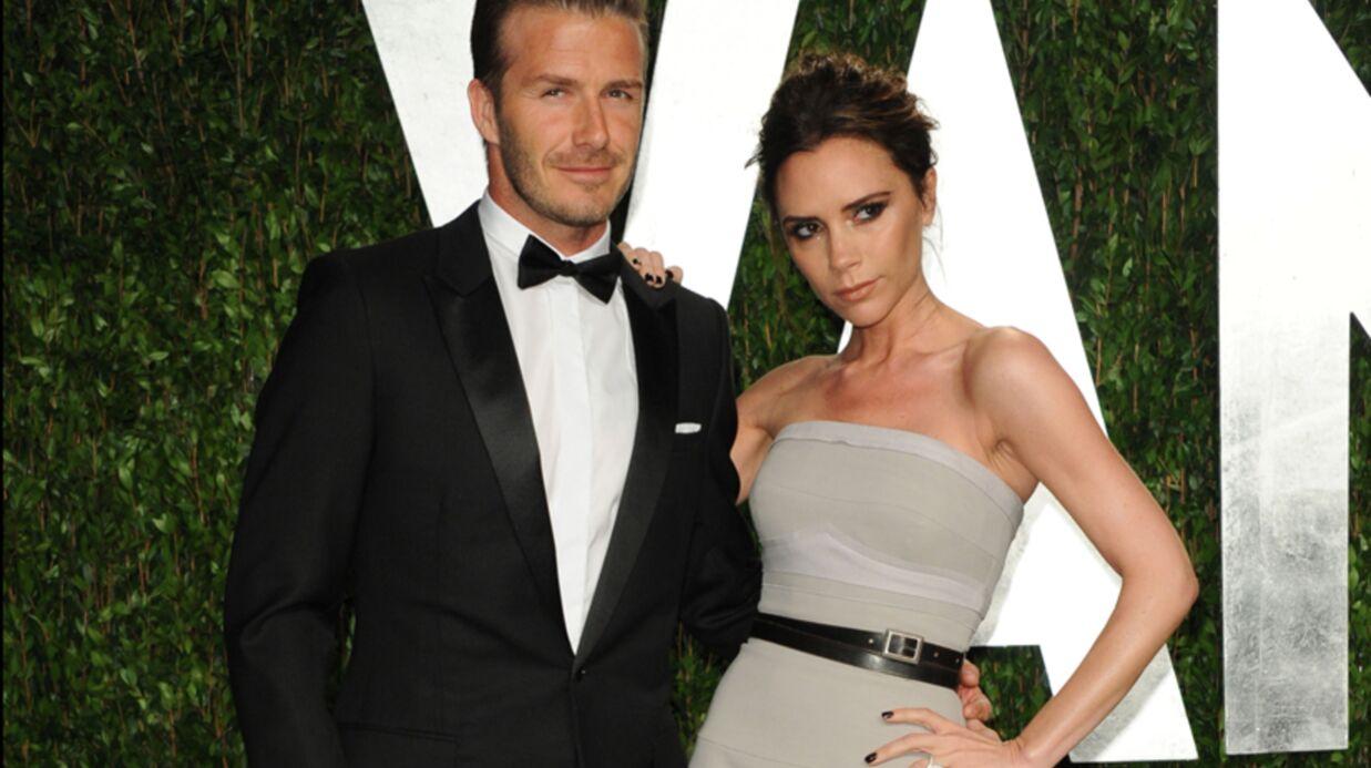David Beckham en a marre que Victoria gâte autant leur fille