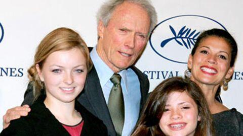 La fille de Clint Eastwood menacée de mort