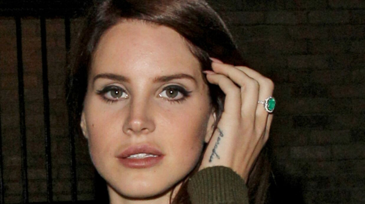 Lana Del Rey a encore annulé son concert au Japon