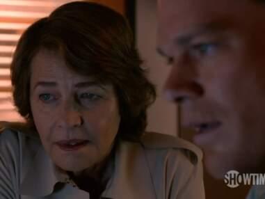 Charlotte Rampling dans Dexter
