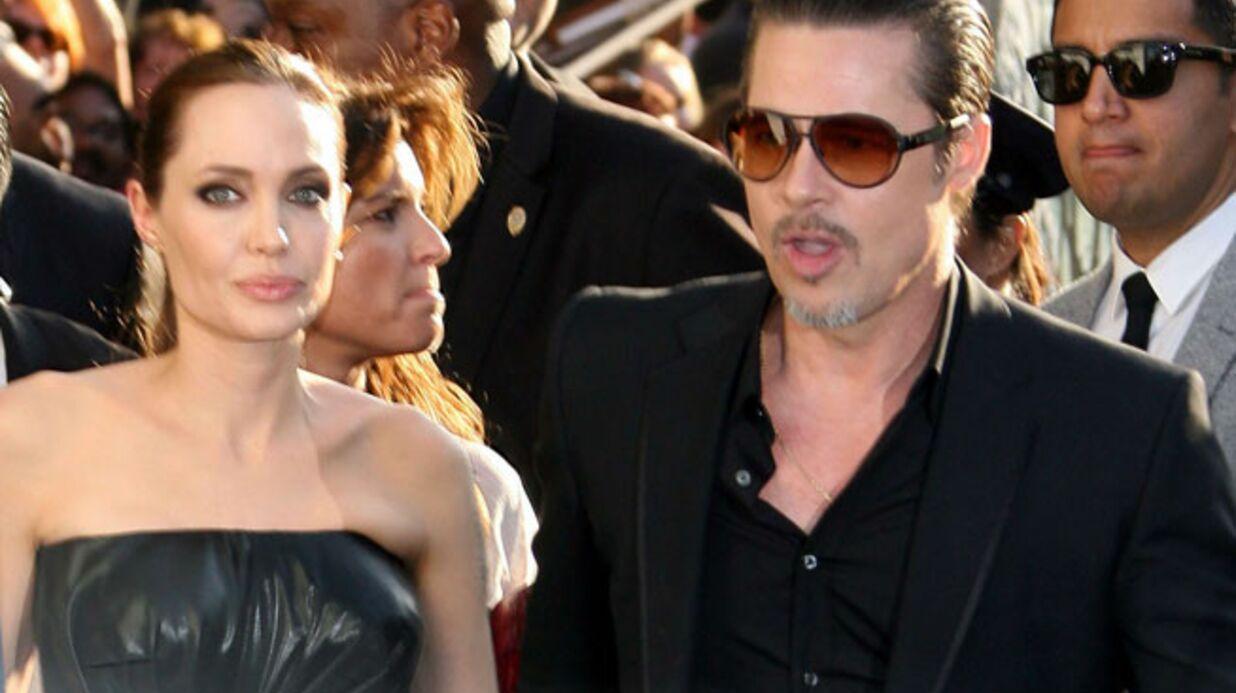 PHOTOS Brad Pitt frappé par un journaliste à la première du film «Maléfique»