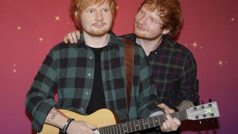 PHOTOS Ed Sheeran: découvrez sa statue de cire chez Madame Tussauds