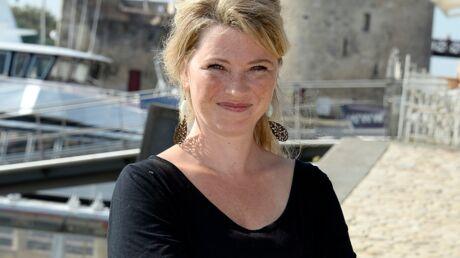 Cécile Bois, l'héroïne de Candice Renoir, a réchappé à un cambriolage à main armée