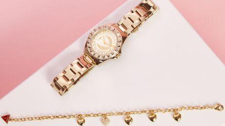 Craquez pour des bijoux Morgan ou Guess avec la boutique Voici-Showroomprivé!
