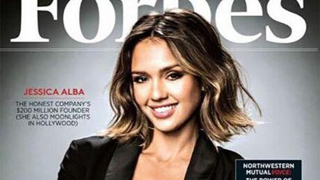 Jessica Alba est l'auto-entrepreneuse la plus riche des Etats-Unis