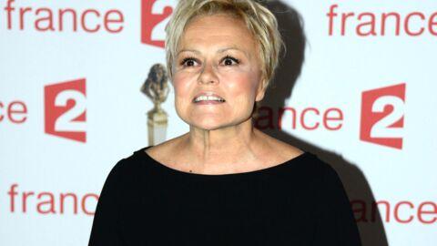 Muriel Robin hospitalisée hier, suite à un malaise sur scène