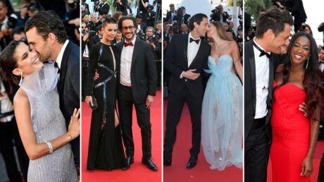 PHOTOS Cannes 2017: les couples les plus glamour de la Croisette