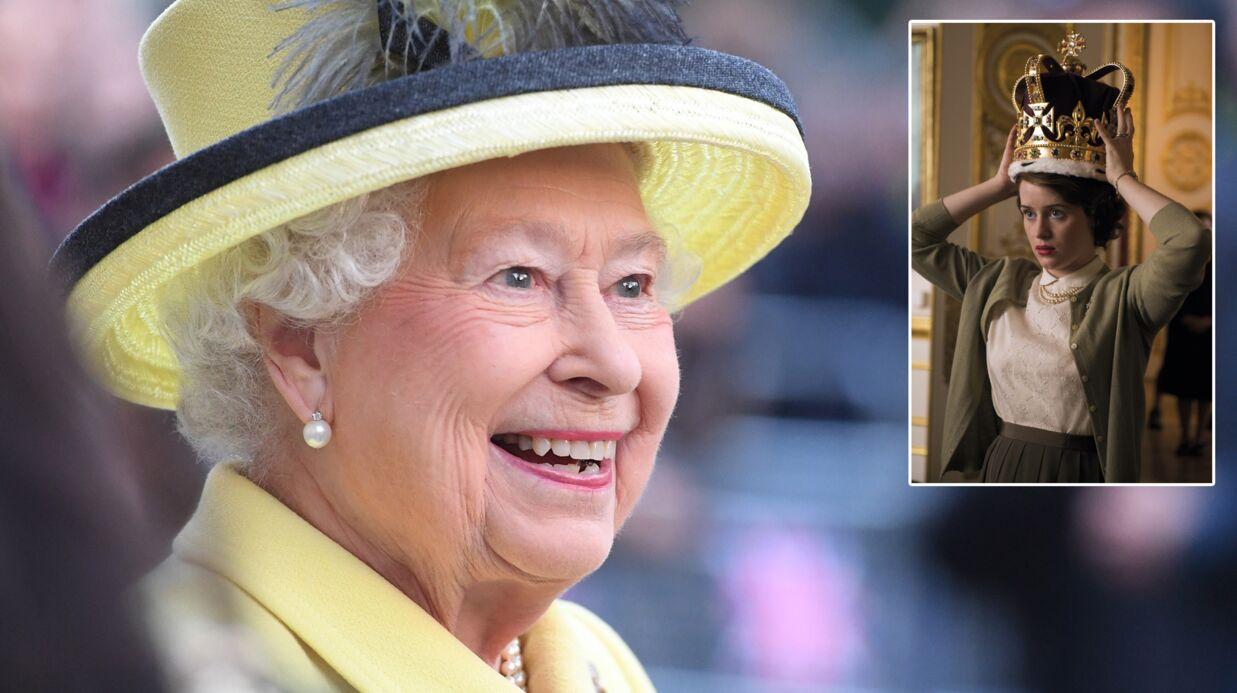 Elizabeth II regarde (et aime beaucoup) The Crown, la série sur ses jeunes années
