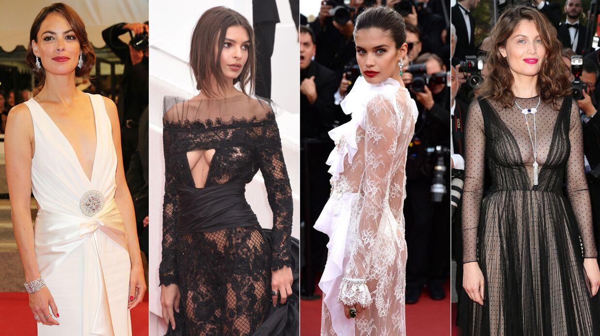 PHOTOS Cannes 2017: découvrez les tenues les plus sexy du Festival