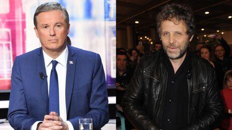 Nicolas Dupont-Aignan porte plainte contre Stéphane Guillon, l'humoriste ironise