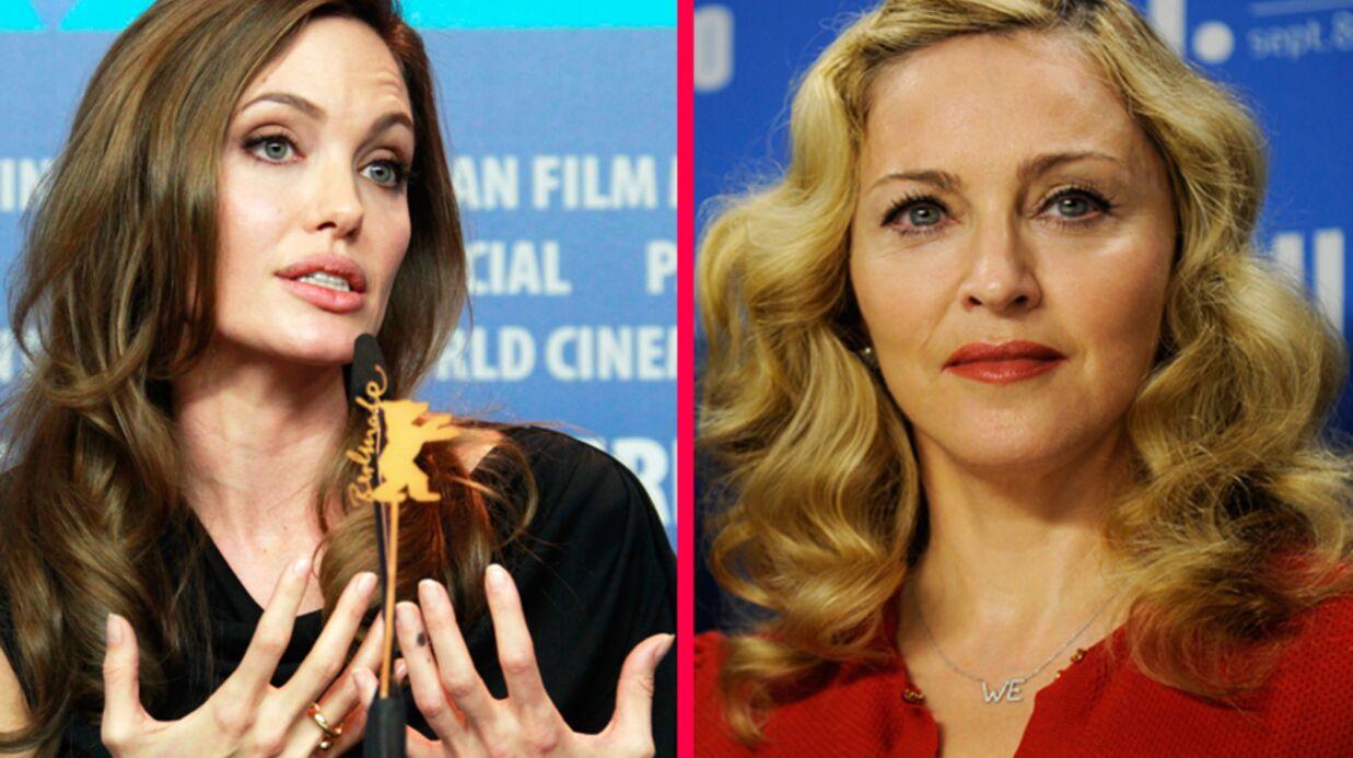 Les enfants d'Angelina Jolie et Madonna virés du lycée français de NY?
