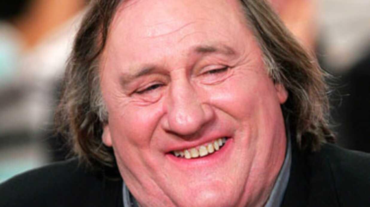 Gérard Depardieu vole au secours d'une coiffeuse