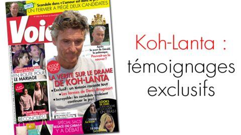 Koh-Lanta: nouveau témoignage exclusif sur le drame