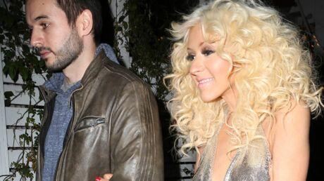 Christina Aguilera attend une fille!