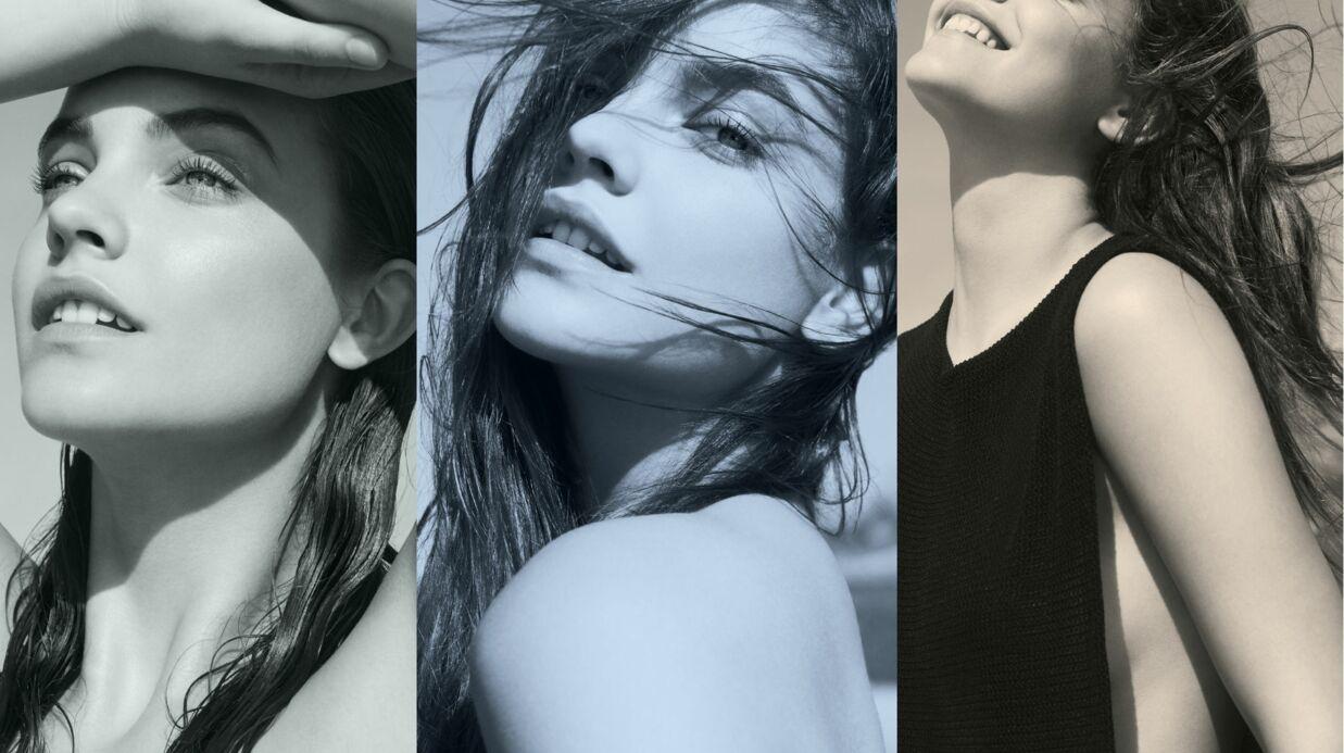 Barbara Palvin est la nouvelle égérie des parfums Armani Gioia