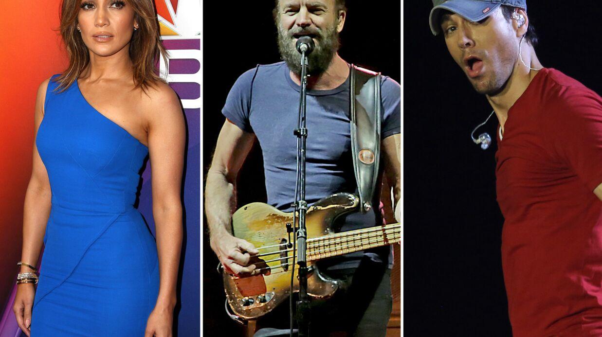 Jennifer Lopez, Sting et Enrique Iglesias chantent pour le mariage du fils d'un milliardaire russe