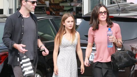 PHOTOS Courteney Cox passe de nouveau du temps avec son ex Johnny McDaid