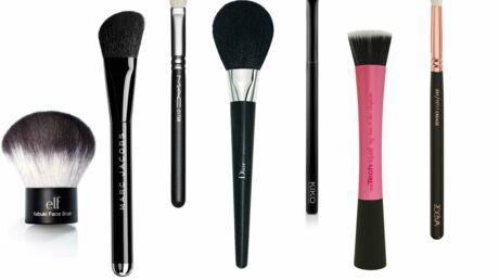 Comment bien choisir son pinceau de maquillage