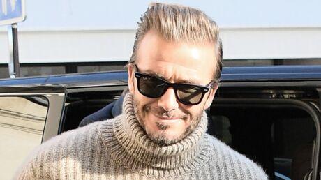 PHOTO David Beckham défiguré sur Instagram, il inquiète ses fans