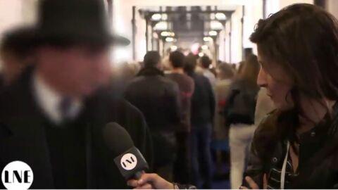 Une journaliste de La Nouvelle Edition violemment insultée par un militant de François Fillon