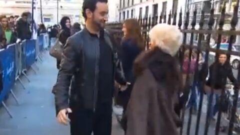 VIDEO Cyril Hanouna en forme pour les auditions de Nouvelle Star