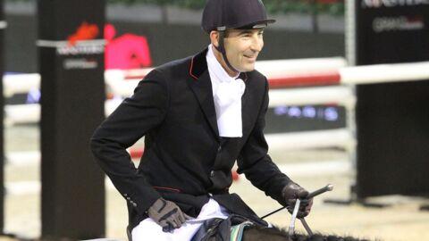 DIAPO Charlotte Casiraghi et Nicolas Canteloup s'éclatent à cheval