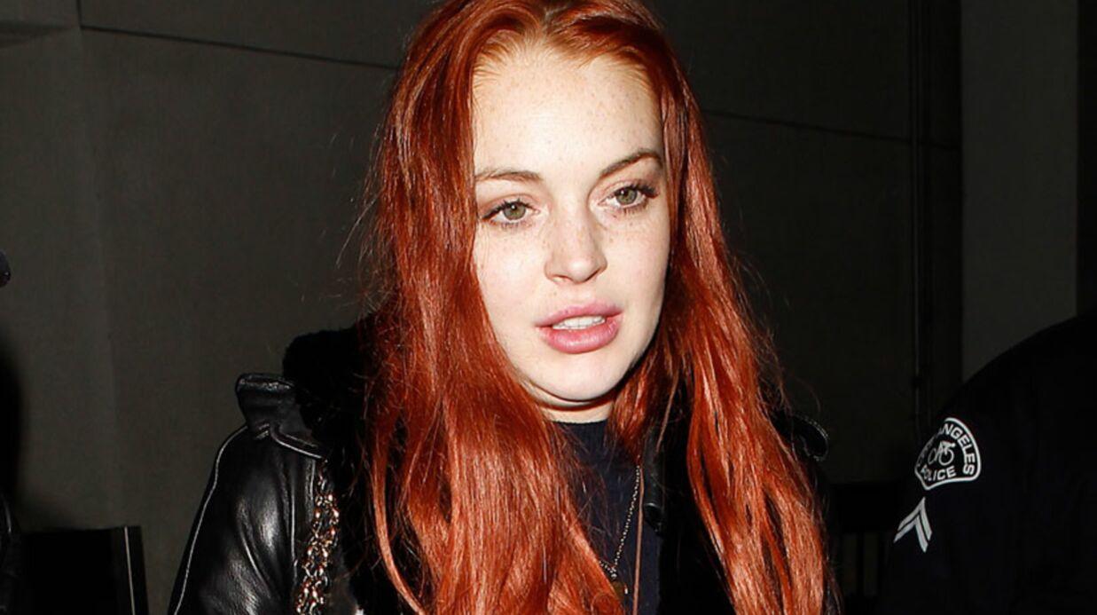 Lindsay Lohan arrêtée après une bagarre en boîte