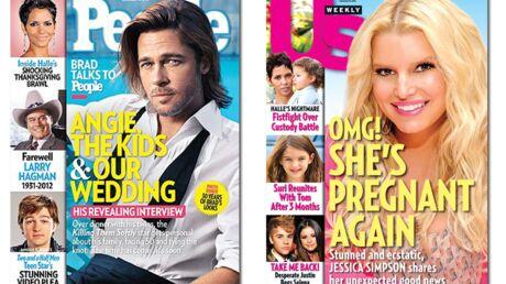 En direct des US: la vérité sur Brad Pitt et Angelina Jolie