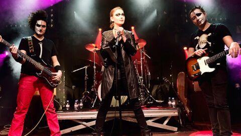 PHOTOS Sandrine Quétier se lâche dans son groupe de rock (si, si…)