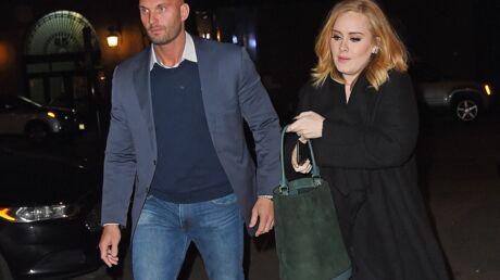 DIAPO Le nouveau garde du corps d'Adele fait le buzz sur internet