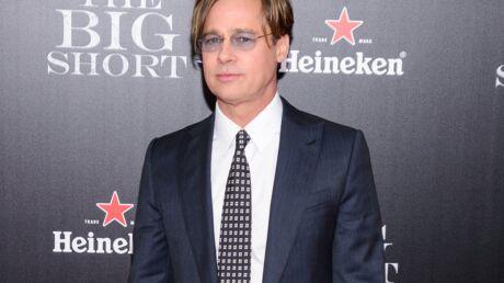 Brad Pitt rêve de parler français