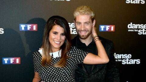 PHOTO Danse avec les stars: Karine Ferri retrouve enfin son partenaire Yann-Alrick Mortreuil