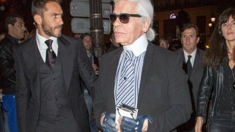Karl Lagerfeld attaqué en justice par une association de rondes