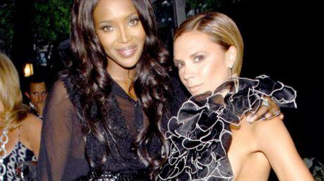 Victoria Beckham dans le collimateur de Naomi Campbell à cause de ses choix de mannequins