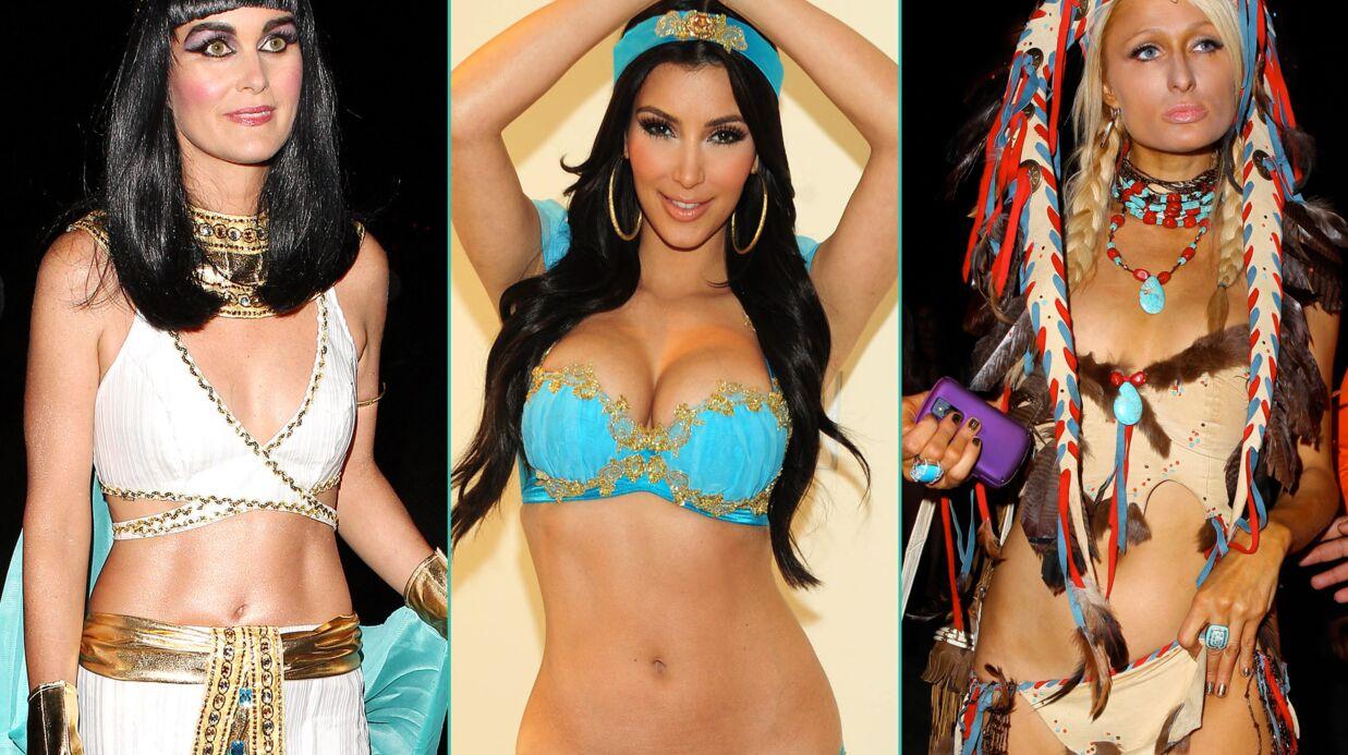 DIAPO Les stars vous proposent leurs déguisements les plus sexy pour Halloween
